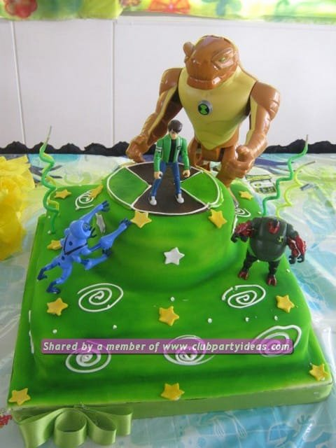 Ben 10 Birthday Decoration Ideas Awesome Ben 10 Creative Decorating Ideas for Birthday Party