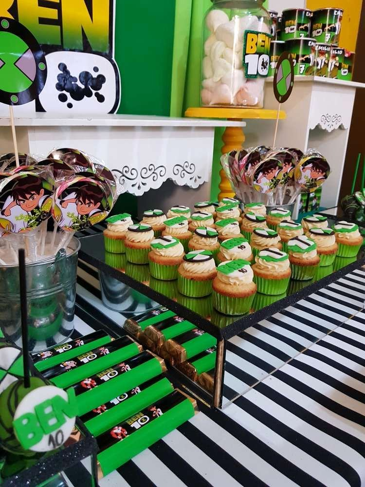 Ben 10 Birthday Decoration Ideas Elegant Ben 10 Birthday Party Ideas In 2020