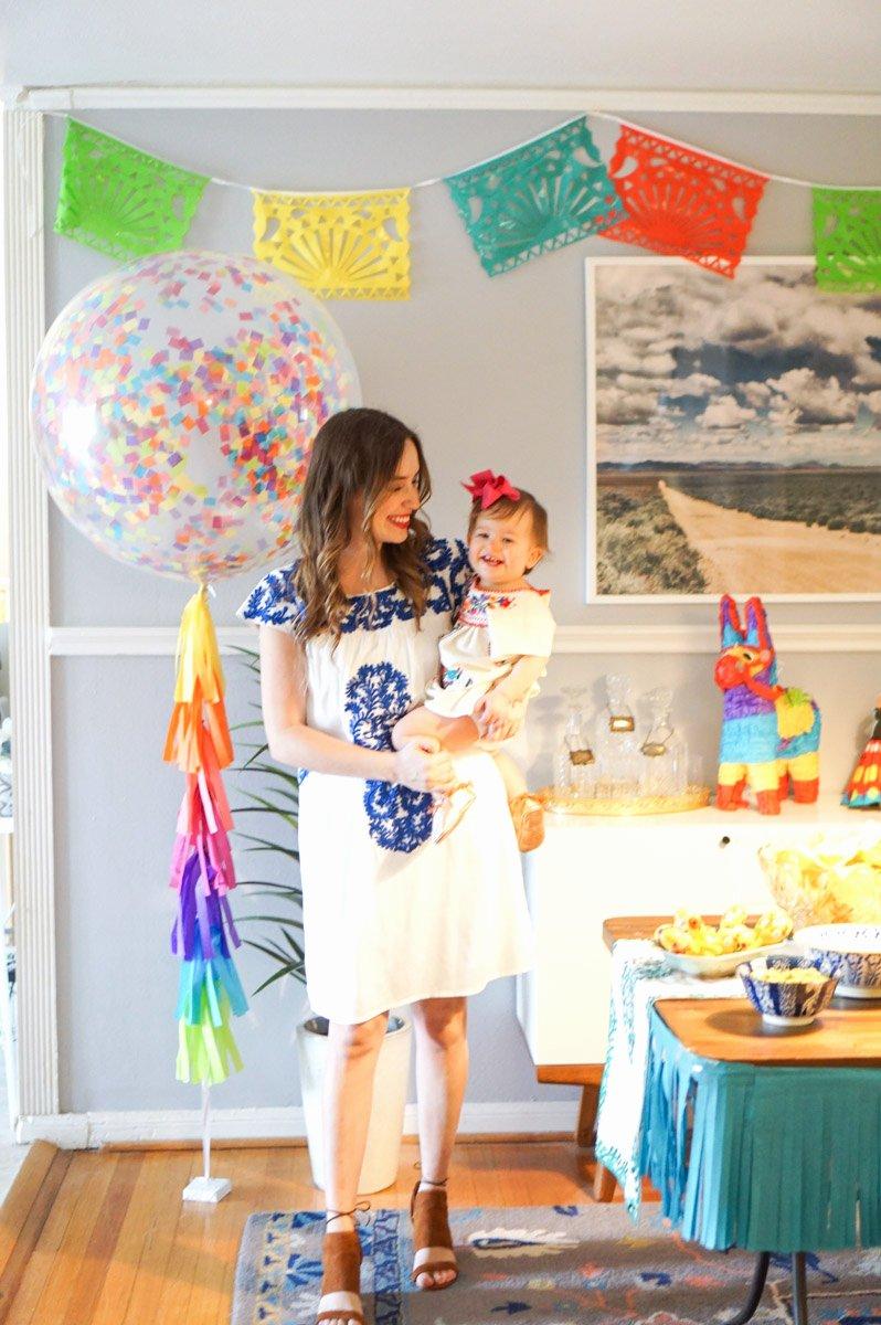 Best First Birthday Decoration Ideas Beautiful A Fiesta First Birthday Party Baby