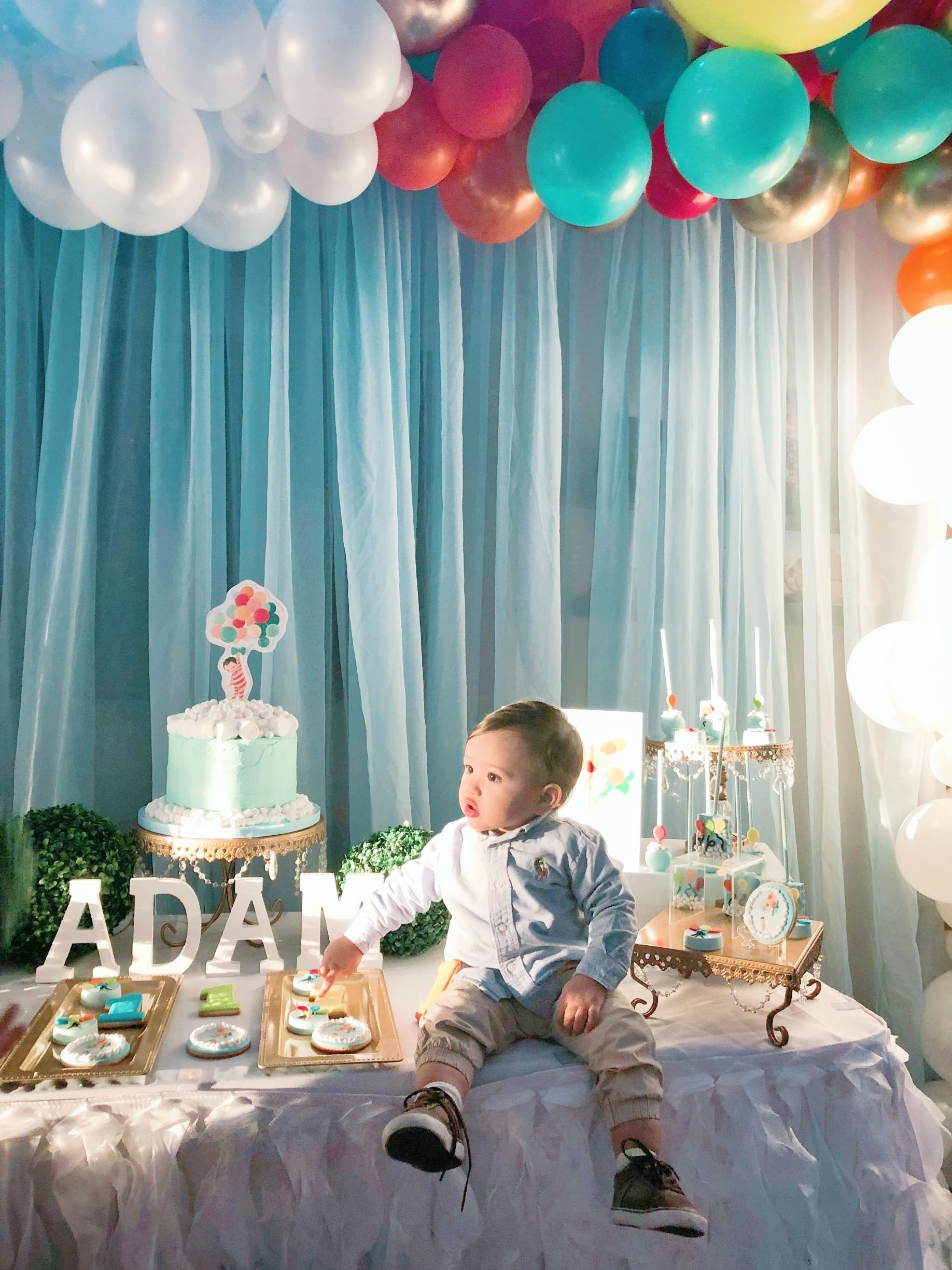 Birthday Decoration Ideas 2020 Inspirational 1st Birthday Party themes for Baby Boy Intended for Ideas
