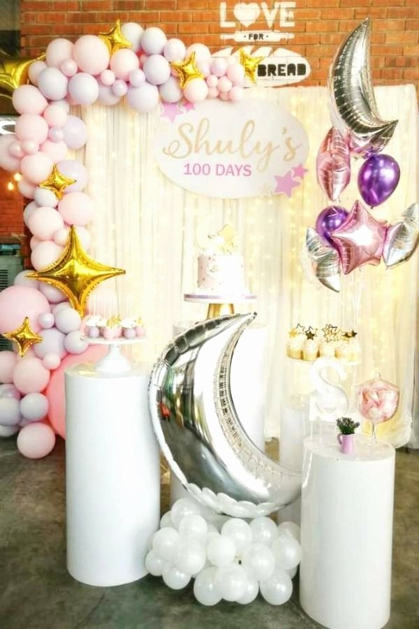 Birthday Decoration Ideas 2020 Luxury Twinkle Twinkle Little Star Birthday Party Ideas In 2020