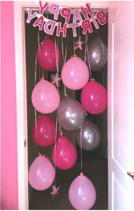 Birthday Decoration Ideas 2020 Unique Birthday Room Decoration Ideas for Best Friend astounding
