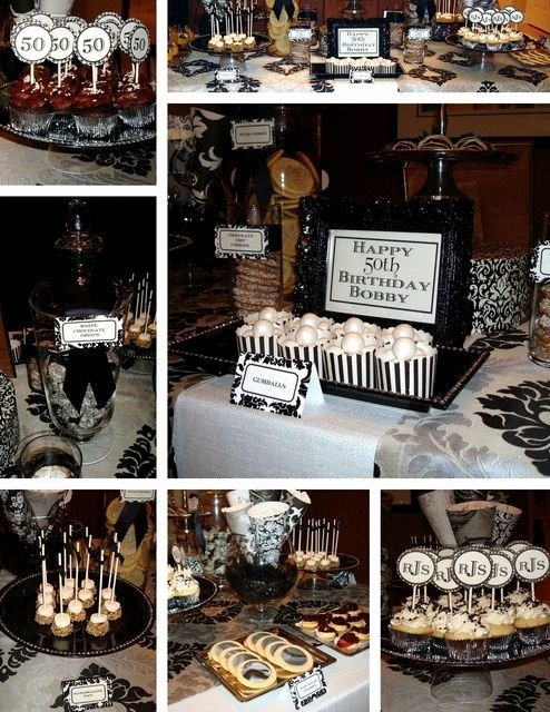 Birthday Decoration Ideas 50th New 50th Birthday Decoration Ideas for Men Decoration