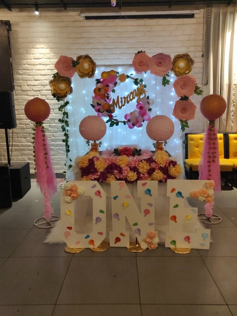 Birthday Decoration Ideas at Hall Awesome Party Hall Decoration