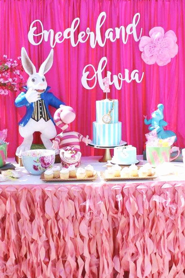 Birthday Decoration Ideas at Home for Baby Girl Fresh Don T Miss these 19 Popular Girl 1st Birthday themes