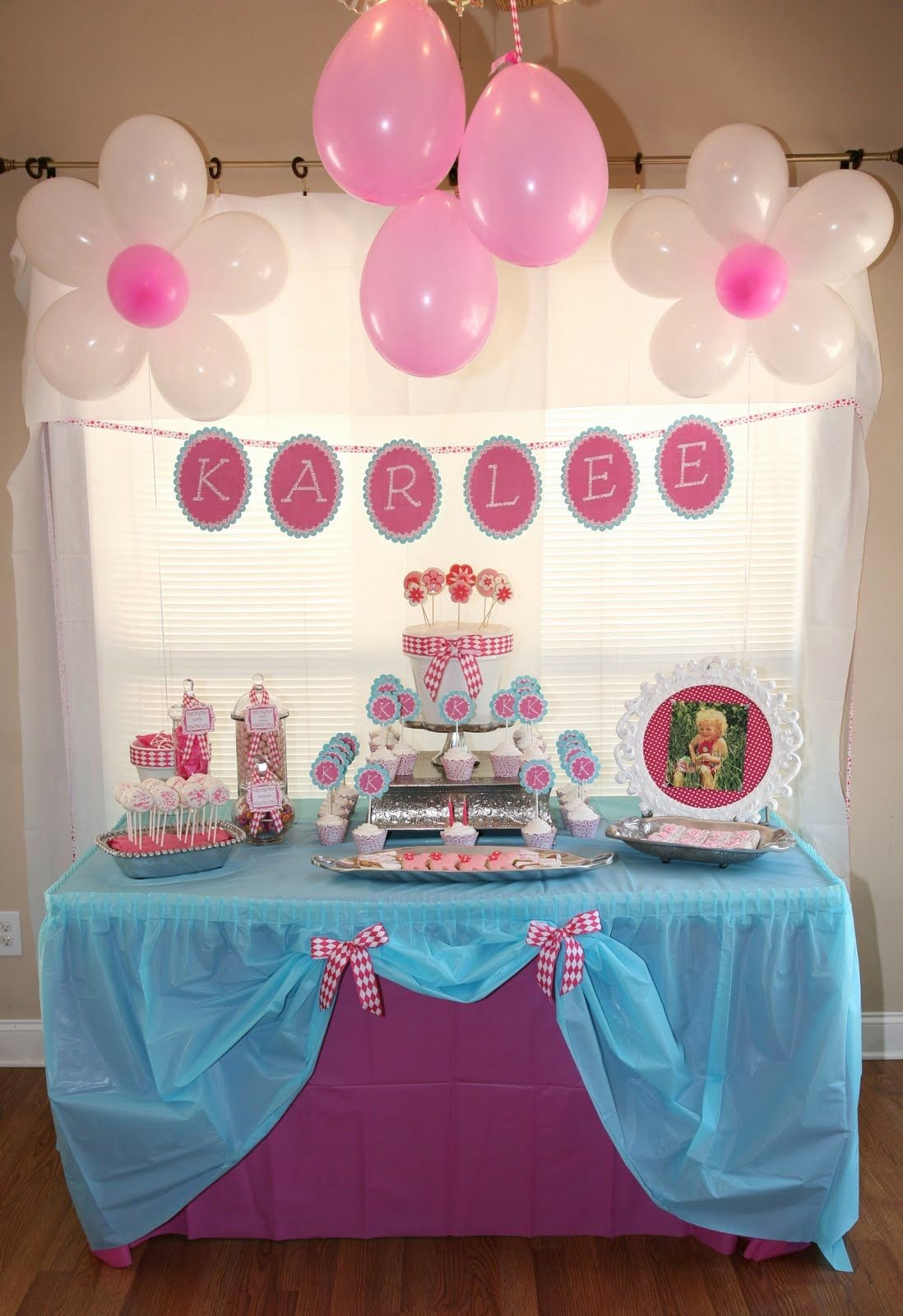 Birthday Decoration Ideas at Home for Girls Best Of 6 Best Princess Birthday Decoration Ideas for Girls Images