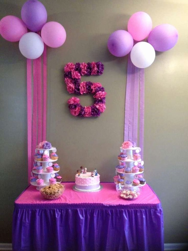 Birthday Decoration Ideas at Home for Girls Elegant Birthday Wall Decoration Ideas at Home
