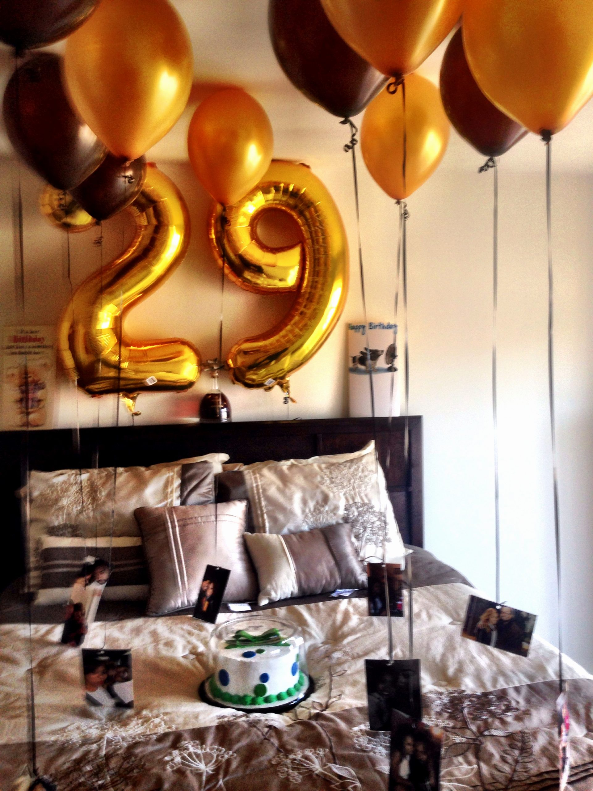 Birthday Decoration Ideas at Home for Wife Elegant Simple Birthday Decoration Ideas at Home for Boyfriend