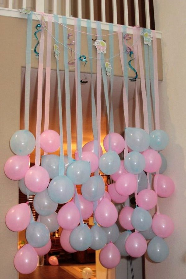 Birthday Decoration Ideas Balloon Beautiful Awesome Balloon Decorations 2017