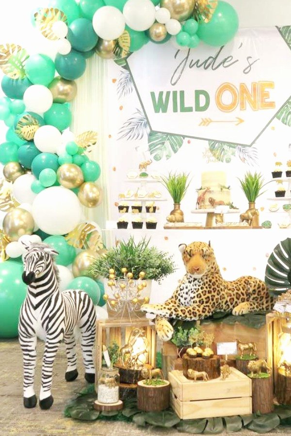 Birthday Decoration Ideas for 1 Year Old Boy Best Of Check Out the 12 Most Popular Boy 1st Birthday Party themes