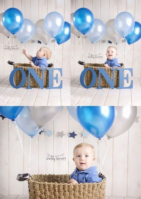 Birthday Decoration Ideas for 1 Year Old Boy Lovely Baby S 1st Birthday Graphy Ideas