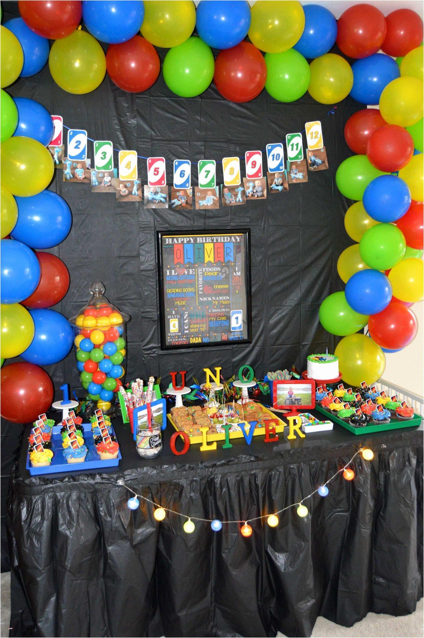 Birthday Decoration Ideas for 1 Year Old Boy New 5 Year Old Birthday Party Ideas