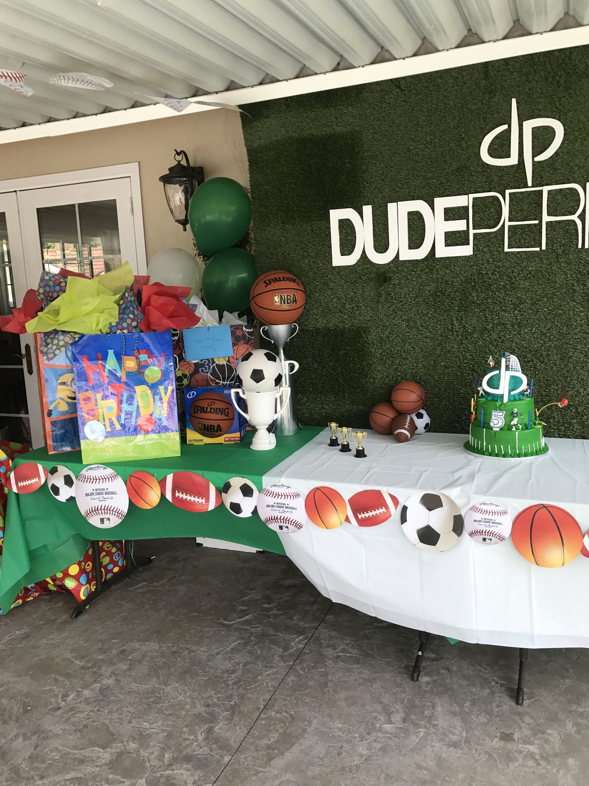 Birthday Decoration Ideas for 10 Year Old Boy Awesome Pin by Mill Home Design On Dude Perfect Birthday Party