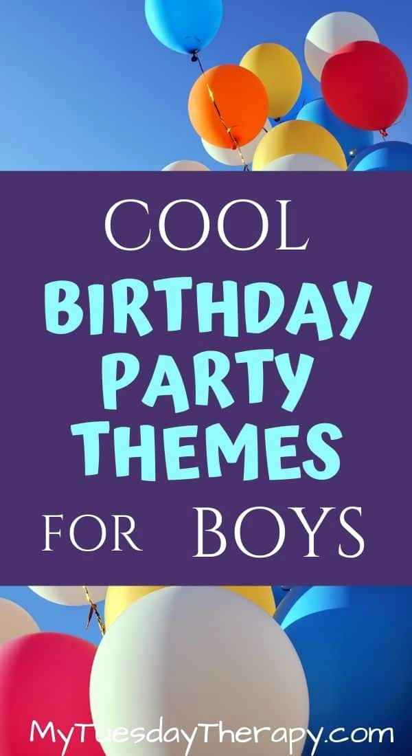 Birthday Decoration Ideas for 10 Year Old Boy Inspirational Awesome Birthday Party themes for Boys to Host at Home