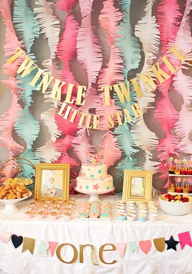 Birthday Decoration Ideas for 2 Year Girl Beautiful 2 Year Old Birthday Party Ideas In the Winter