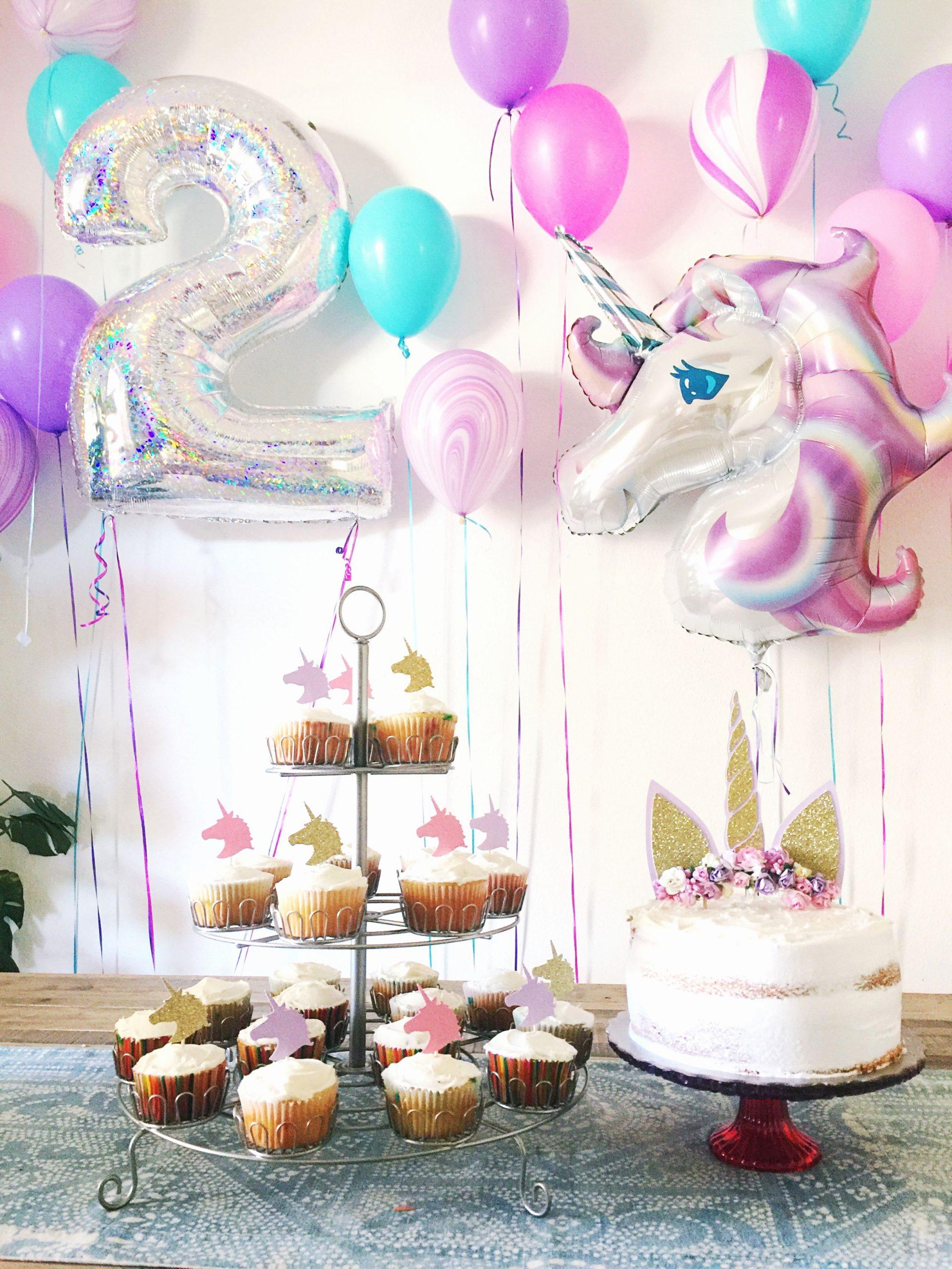 Birthday Decoration Ideas for 2 Year Girl Elegant Wunderkids