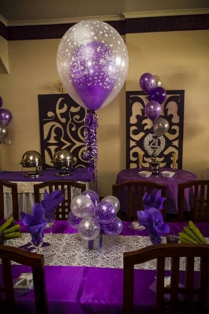 Birthday Decoration Ideas for 21st Luxury 21st Birthday Decoration Ideas