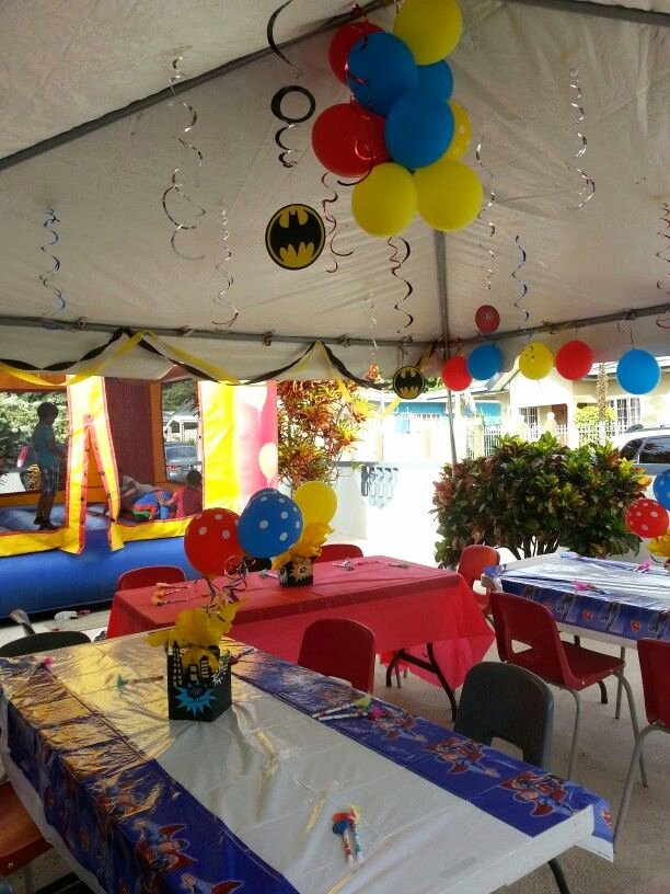 Birthday Decoration Ideas for 5 Year Old Boy Beautiful 5 Year Old Boy S Birthday Party