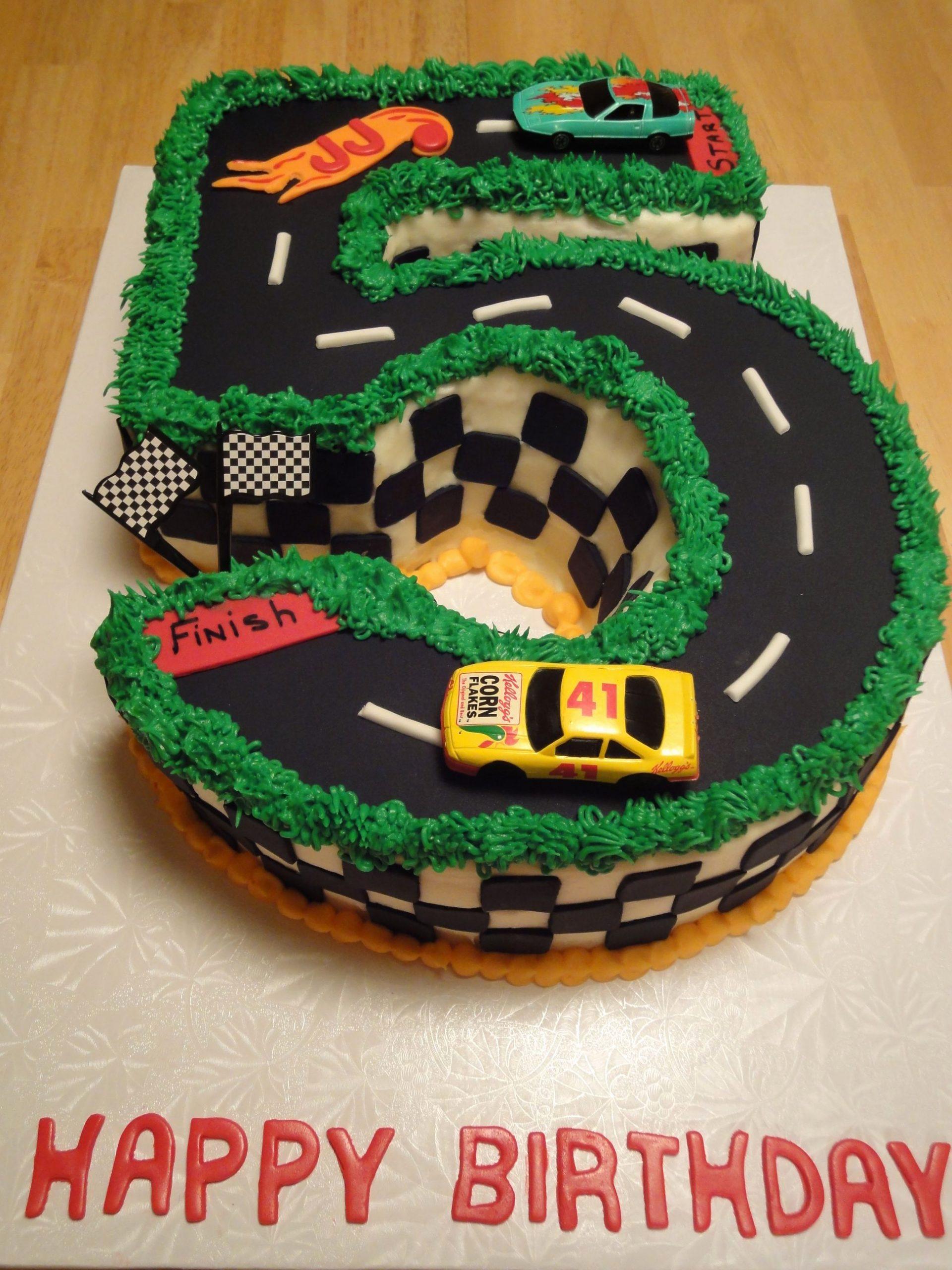 Birthday Decoration Ideas for 5 Year Old Boy Inspirational Happy Birthday to A 5 Year Old Boy Hot Wheels Cake
