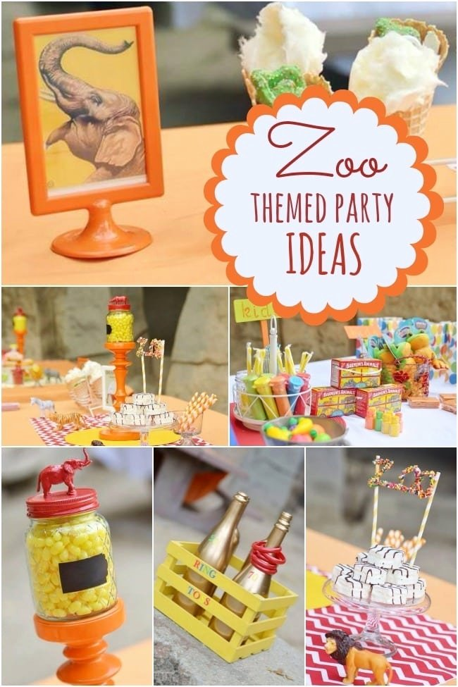 Birthday Decoration Ideas for 5 Year Old Boy Lovely 33 Awesome Birthday Party Ideas for Boys