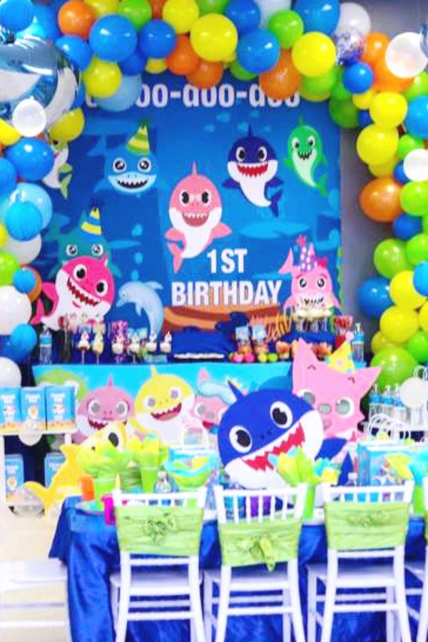 Birthday Decoration Ideas for Baby Boy at Home Unique Check Out the 12 Most Popular Boy 1st Birthday Party themes
