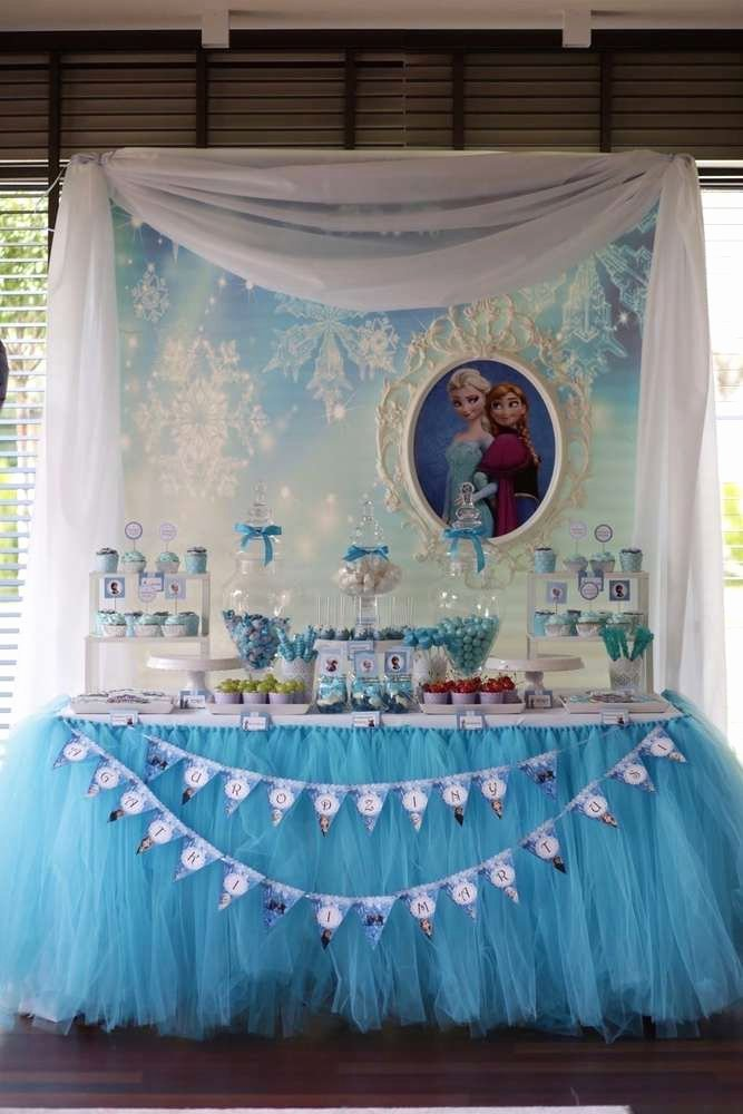 Birthday Decoration Ideas for Baby Girl at Home New 50 Beautiful Birthday Party theme Ideas for Girls