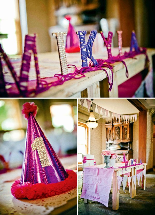 Birthday Decoration Ideas for Baby Girl at Home New Celebrate Baby Birthday – Decorating Ideas Beautiful Girls