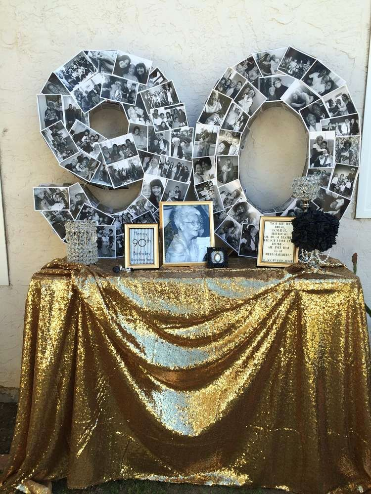 Birthday Decoration Ideas for Grandpa Fresh 1920s Birthday Party Ideas 1 Of 15