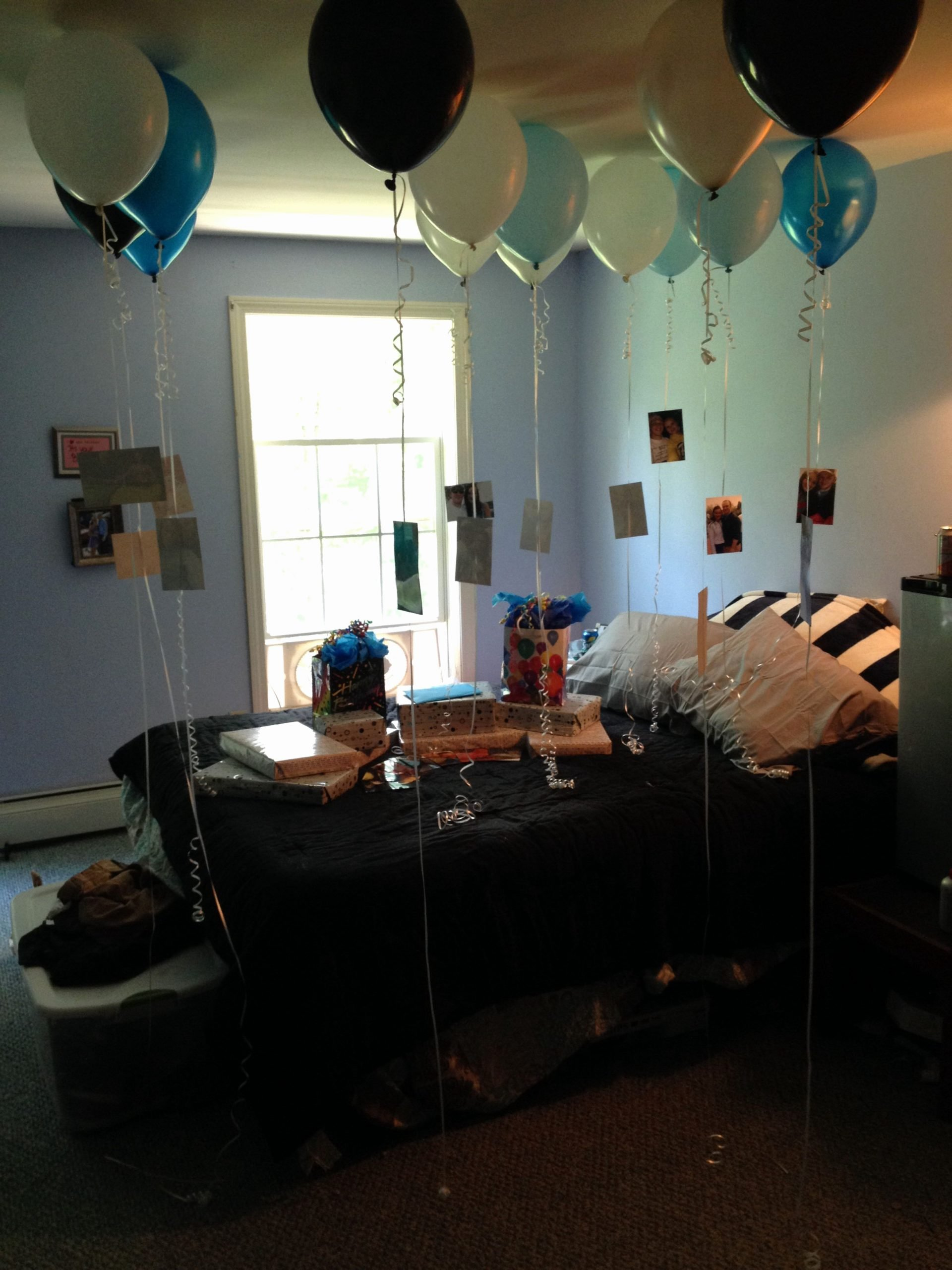 Birthday Decoration Ideas for Him at Home Lovely Boyfriends 23rd Birthday