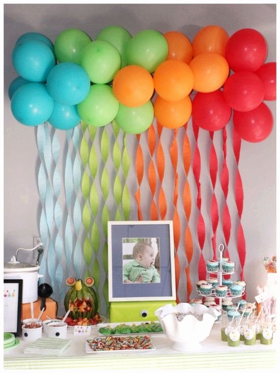 Birthday Decoration Ideas for Kids at Home Best Of Saifou Images Saifou