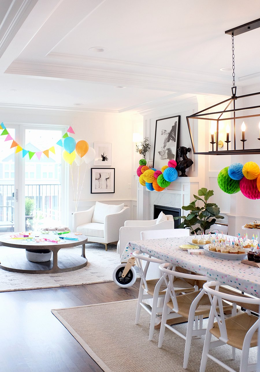 Birthday Decoration Ideas for Living Room Inspirational Henry S First Birthday Party Hankapalooza Elizabeth