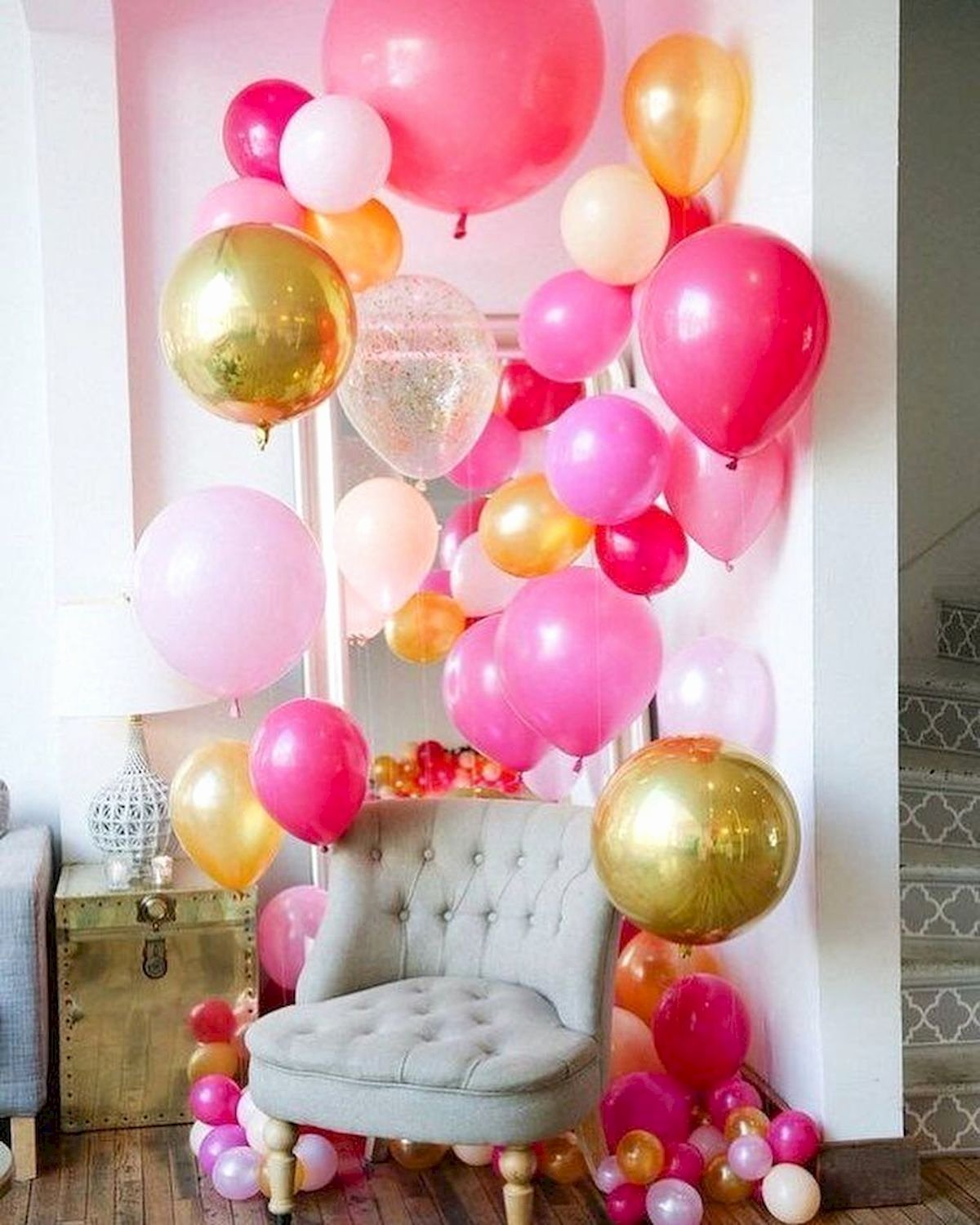 Birthday Decoration Ideas for Living Room Unique Birthday Party Decoration Ideas 21 Jihanshanum