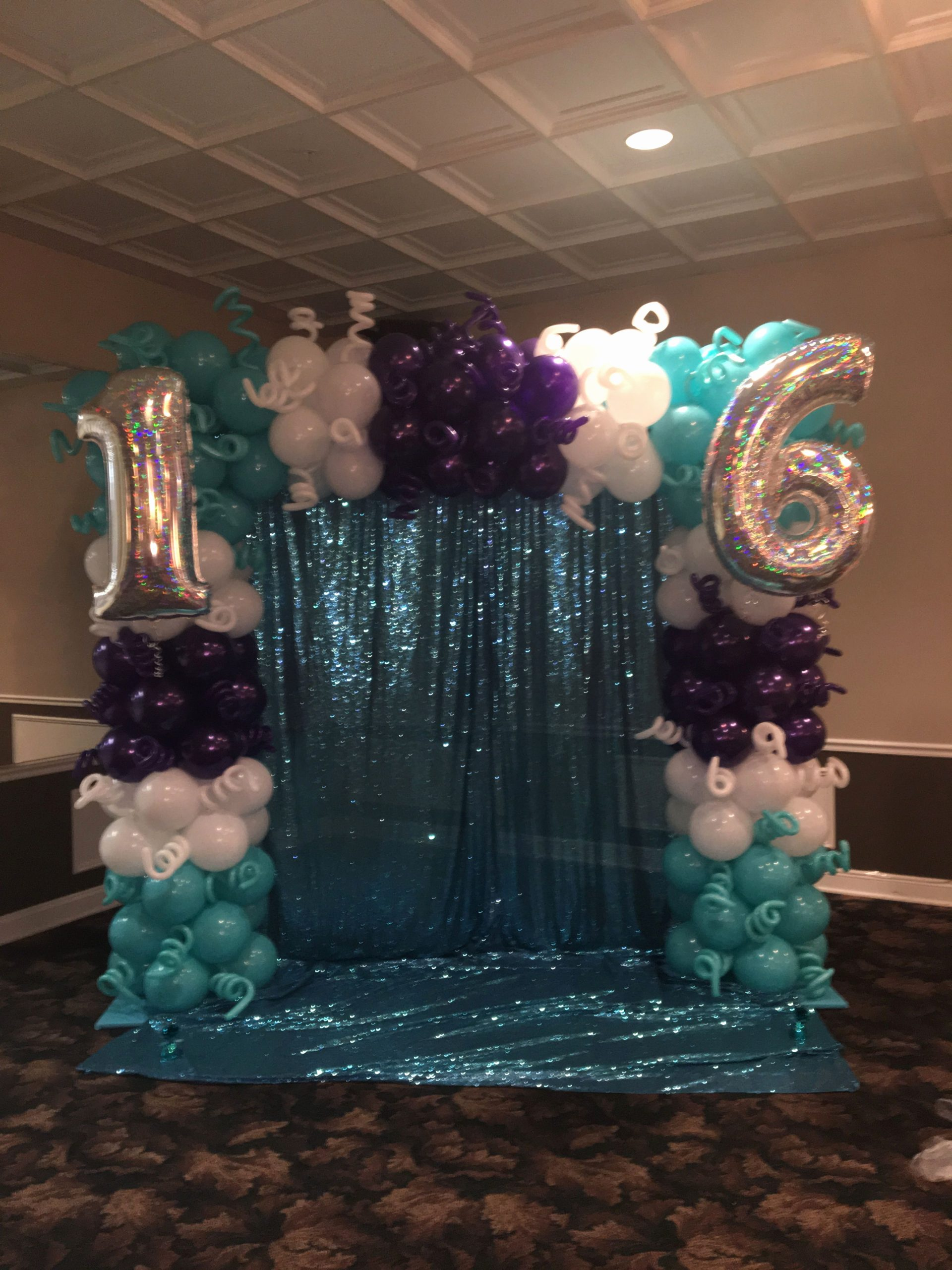 Birthday Decoration Ideas for Sweet 16 Lovely Sweet 16