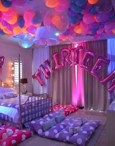 Birthday Decoration Ideas for Teenage Girl New Party Ideas Birthday Teenager Girls Teenagers 23 Ideas