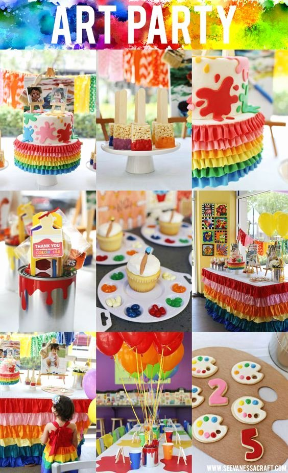 Birthday Decoration Ideas for toddler Luxury 70 Awesome Birthday Party theme Ideas for Your toddler