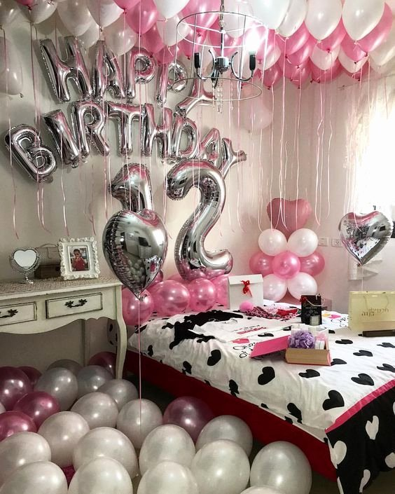 Birthday Decoration Ideas for Wife Elegant We are Selling Helium Gas Balloon In Dhaka Bangladesh the