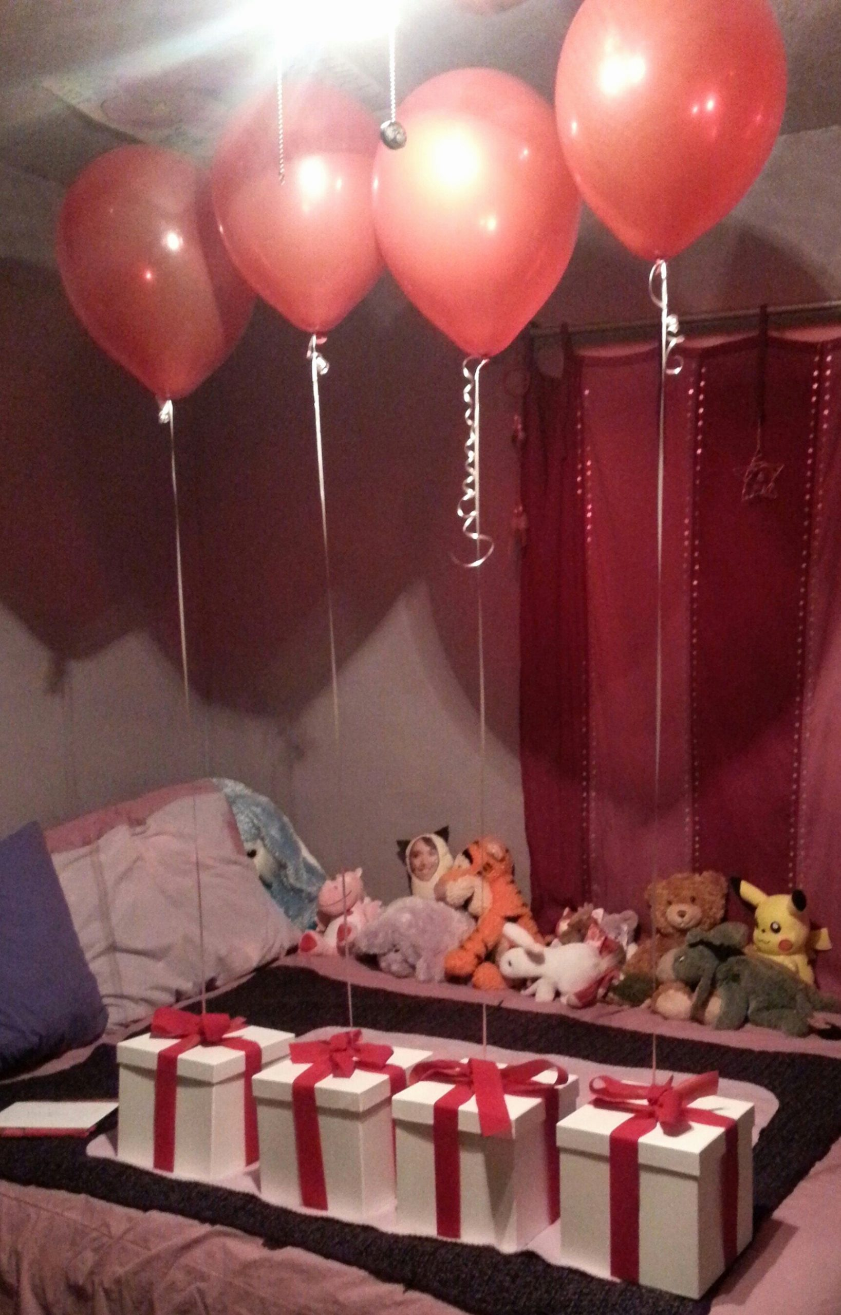 Birthday Decoration Ideas for Wife Inspirational 10 Most Re Mended Romantic Ideas for Wife Birthday