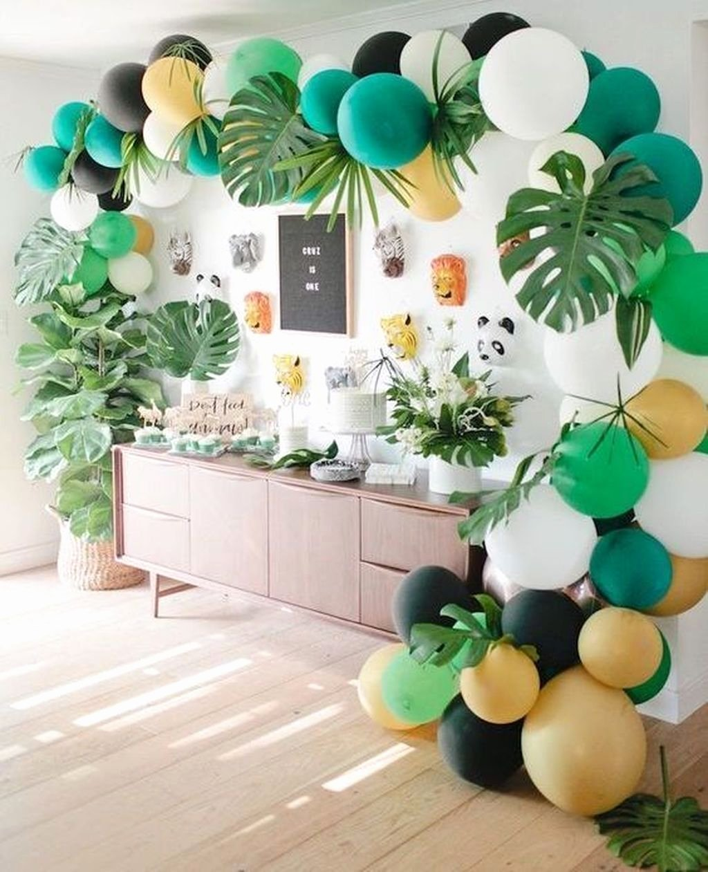 Birthday Decoration Ideas Green Inspirational 36 attractive Party Table Decorations Ideas for Your Special