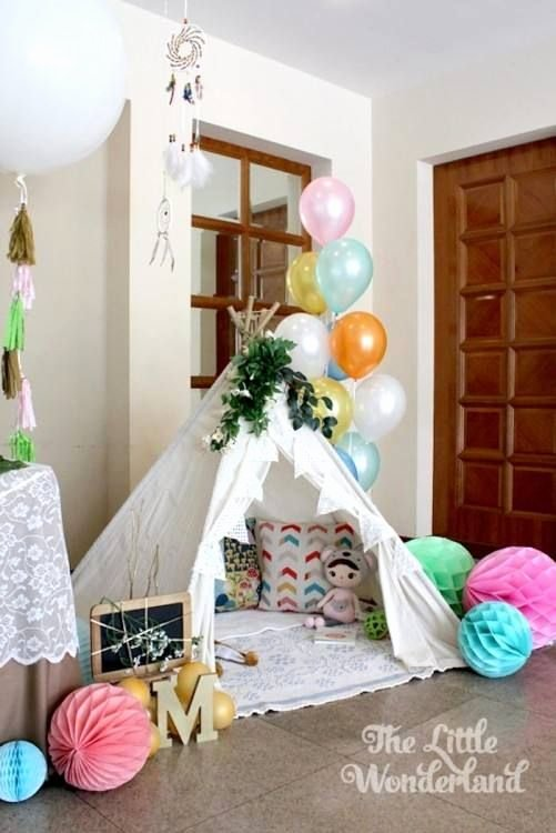 Birthday Decoration Ideas In India Elegant First Birthday Decoration Ideas at Home In India In 2020