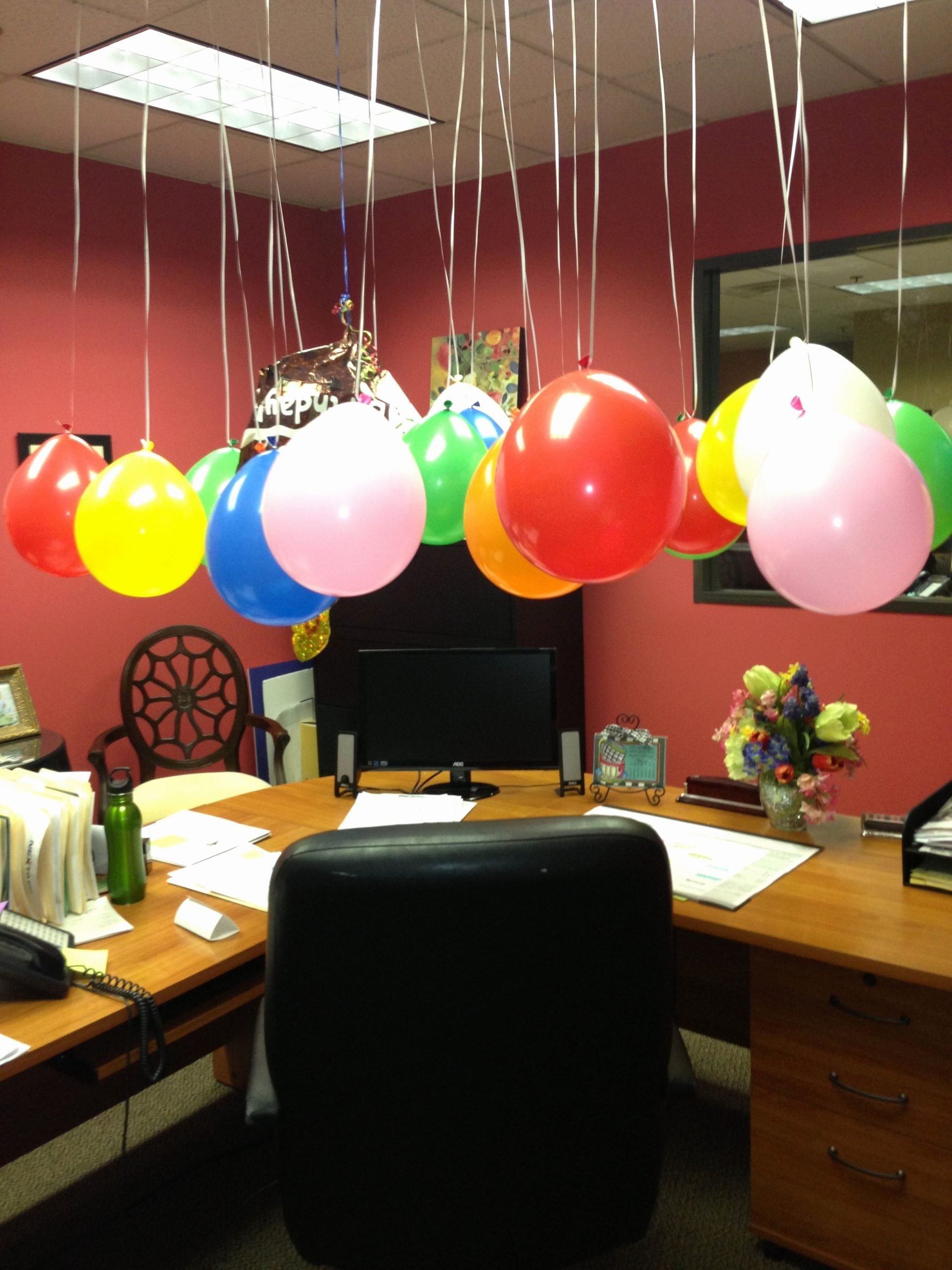 Birthday Decoration Ideas In Office Fresh Ideas to Decorate Fice Desk for Birthday