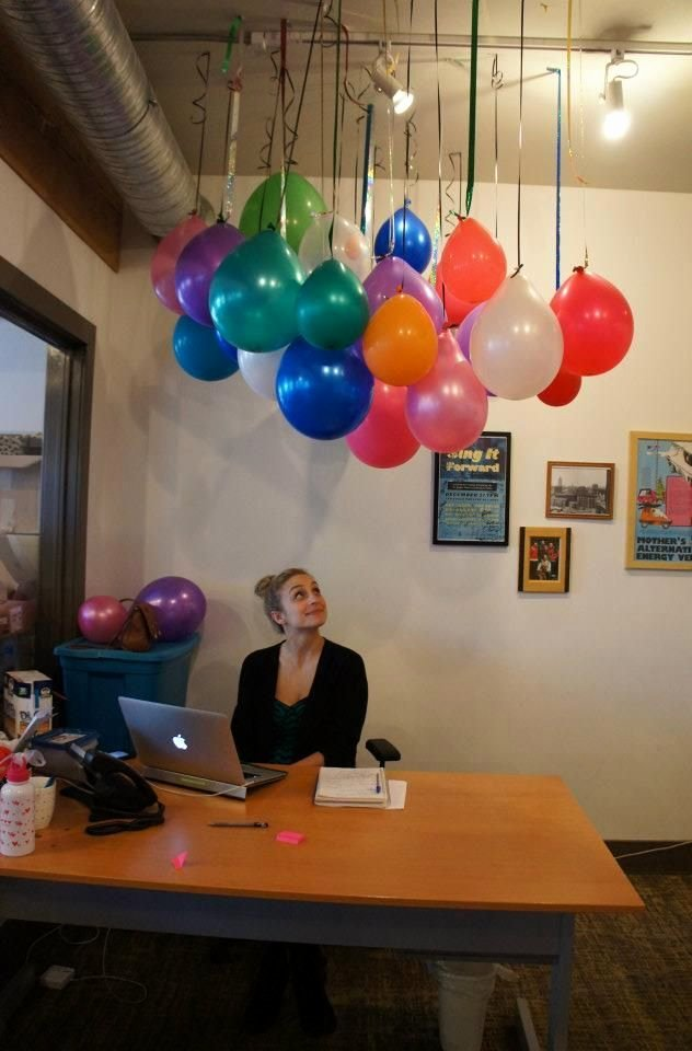 Birthday Decoration Ideas In Office Fresh Pin On Work Birthday