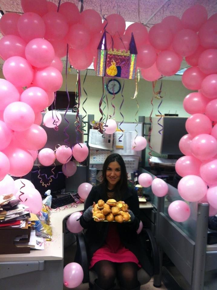 Birthday Decoration Ideas In Office Unique Birthday Office Decoration