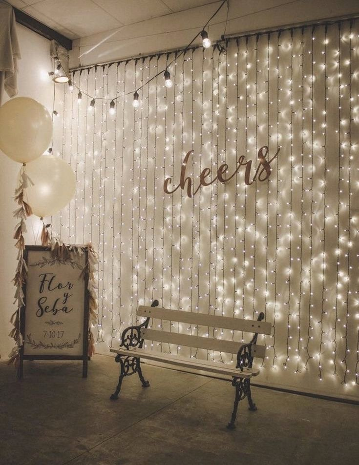 Birthday Decoration Ideas with Lights Fresh now You Can Decorate Your Wall for Birthday Under 30 Minutes