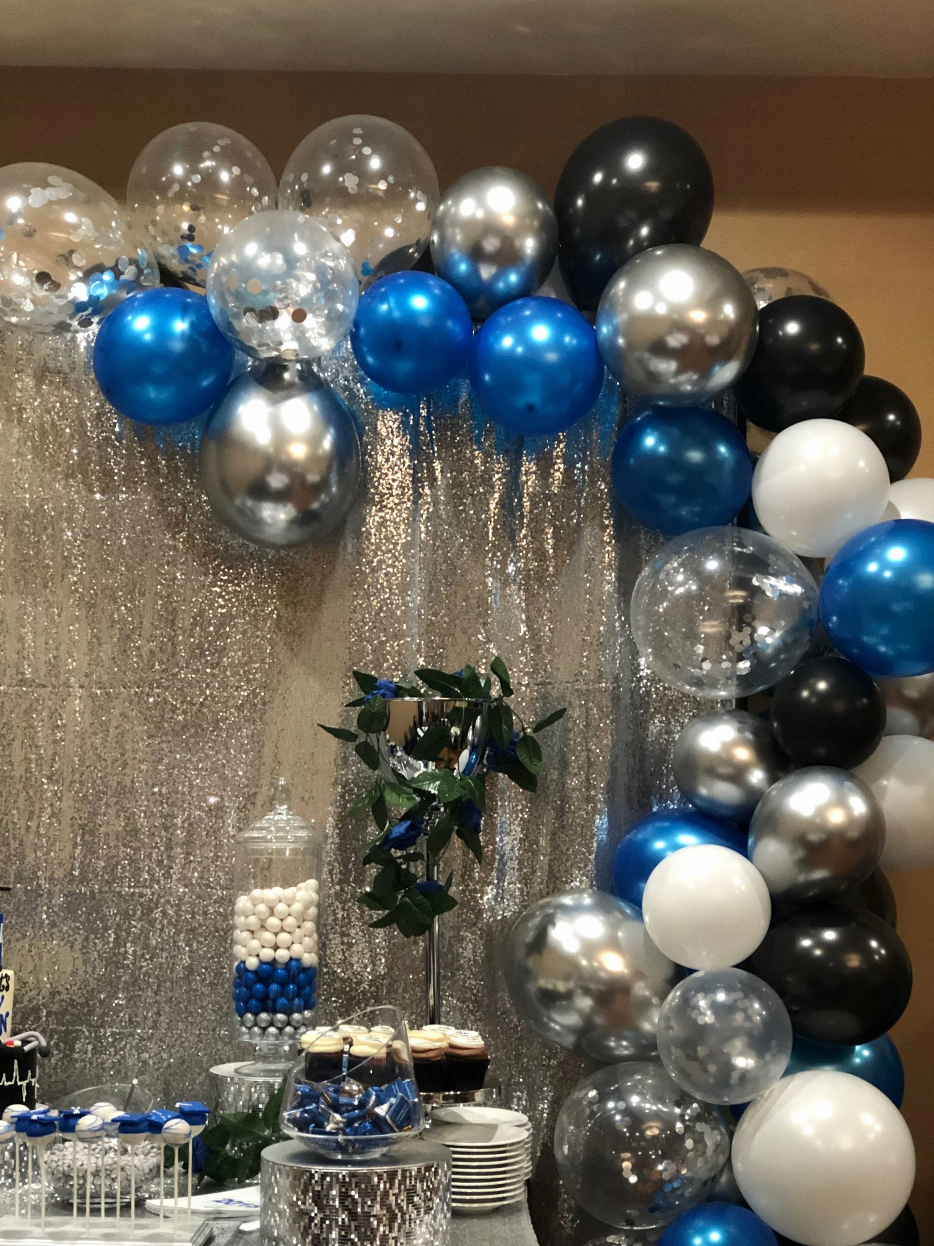 Blue and Silver Birthday Decoration Ideas Beautiful 30 Trends Ideas Royal Blue and Silver Party Decorations