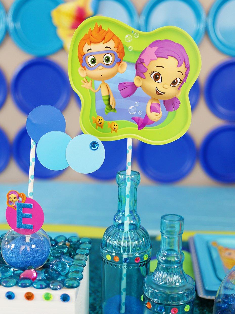 Bubble Guppies Birthday Decoration Ideas Inspirational Bubble Guppies™ Diy Party Ideas