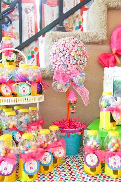 Candyland Birthday Decoration Ideas Fresh Sweet Shop Yummiland Candyland Birthday Party Ideas