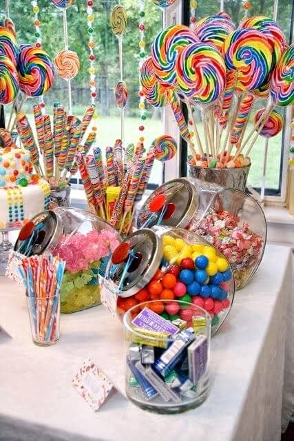 Colorful Birthday Decoration Ideas Luxury 25 Creative Birthday Party Ideas to Make Yours Unfor Table