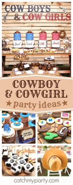 Cowboy Birthday Decoration Ideas Lovely 279 Best Cowboy Party Ideas Images In 2020