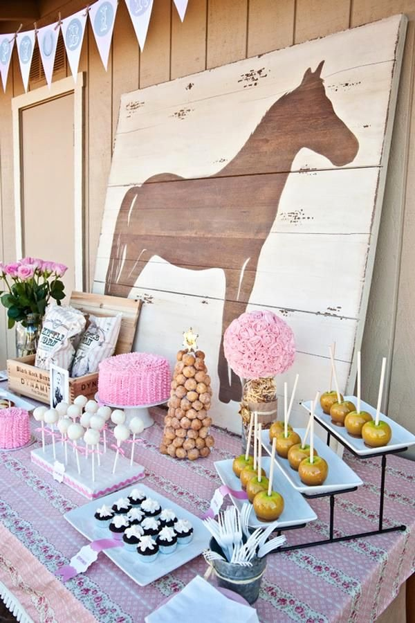 Cowgirl Birthday Decoration Ideas Lovely Cowgirl Birthday Party Food Display Cowgirl Cowgirlparty