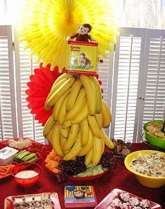 Curious George Birthday Decoration Ideas Beautiful How to Throw A Curious George Birthday Party